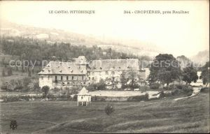 Cropieres Chateau Collection Le Cantal Pittoresque