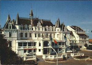 Arcachon Gironde Couleurs et Lumiere de France Bassin d  Arcachon Le Casino Kat. Arcachon