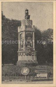 Breda Anvers Monument Valkenberg / Antwerpen Anvers /