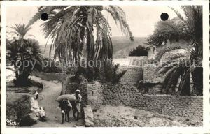 Bou Saada Cite du Bonheur A l entree du village Kat. Algerien
