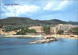 Camp de Mar Vista parcial Kat. Andratx Mallorca