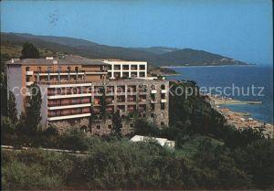 Ouranoupoli Eagles Palace Hotel Strand Kueste Kat. Chalkidiki Halkidiki