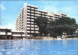 Drushba Bulgarien Hotel Warna Swimming Pool Seebad / Bulgarien /