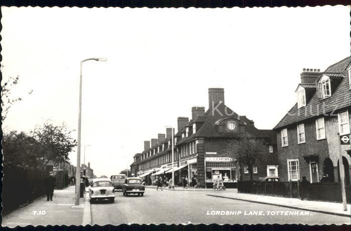 Tottenham Lordship Lane Kat. Haringey
