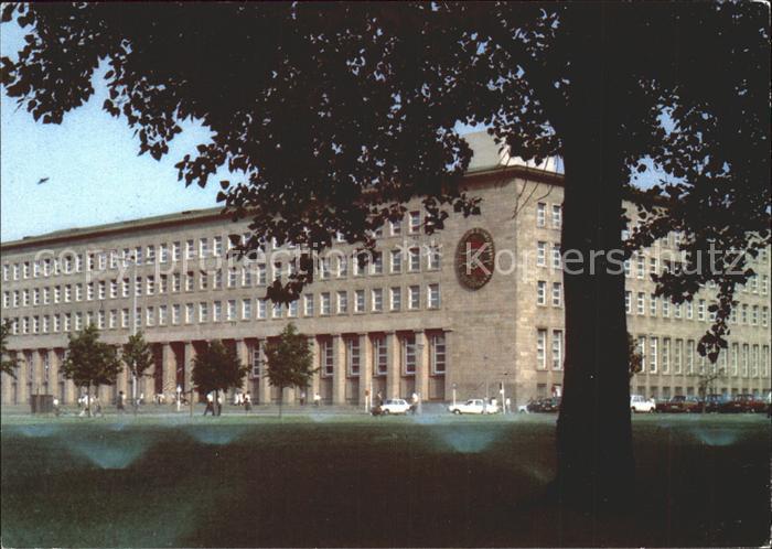 Berlin Haus Zentralkomitees der SED Kat. Berlin