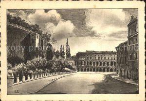 Roma Rom Via del Mare Teatro di Marcello Kat.