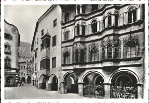 Bressanone Brixen Pfandlerhaus Kat. Brixen Suedtirol