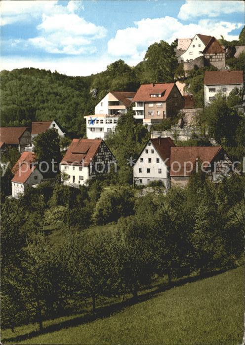 Osternohe Lauf Gasthof Pension Igel Schlossberg Kat. Lauf a.d.Pegnitz
