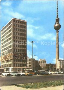 Berlin Haus des Lehrers am Alexanderplatz Kat. Berlin