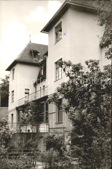 Waldheim Ansbach Genesungsheim Kat. Ansbach