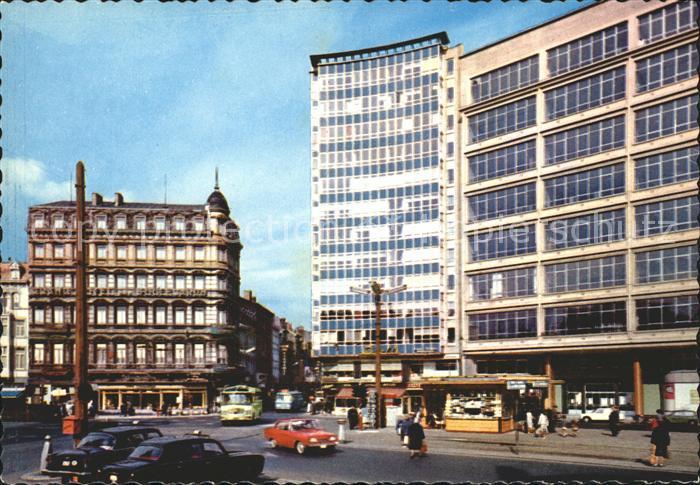 Liege Luettich Square d`Avroy Kat. Luettich
