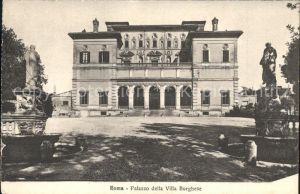 Roma Rom Palazzo della Villa Borghese Kat.