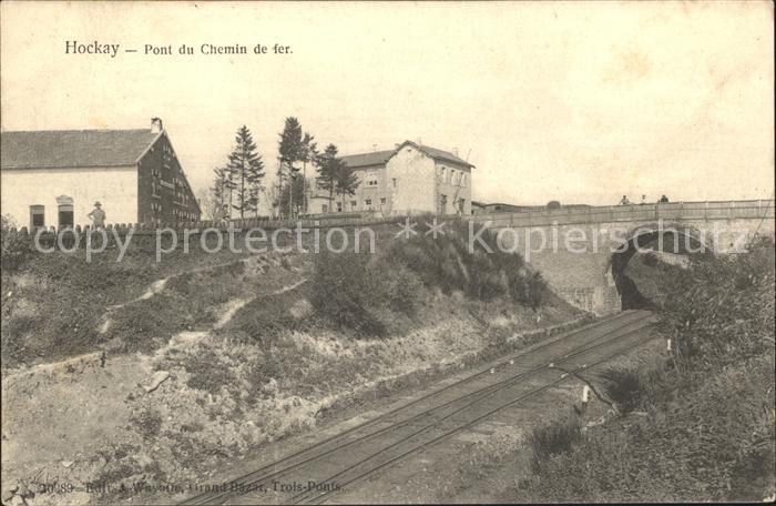 Hockai Pont du Chemin de fer /  /