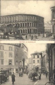 Roma Rom Teatro di Marcello /  /Rom
