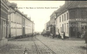 Messines Rue Basse et Institution Royale /  /