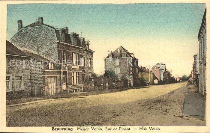 Beauraing Maison Voisin Rue de Dinant /  /