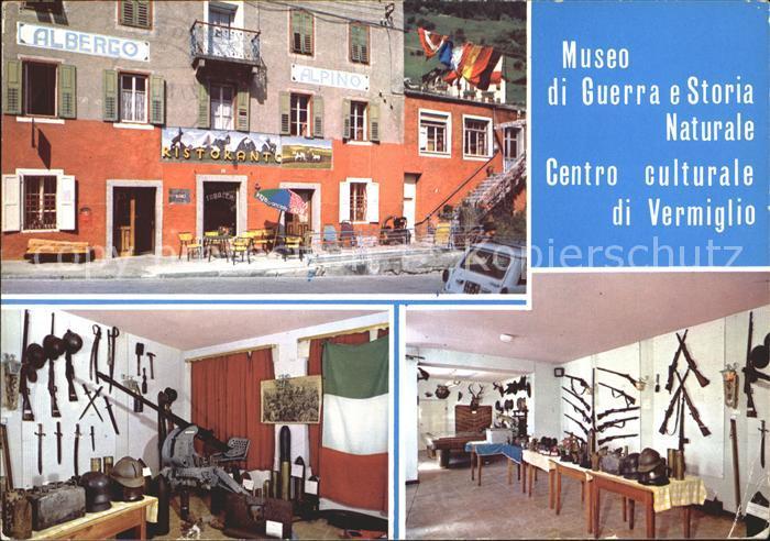Vermiglio Museo della Guerra Bianca Albergo Alpino