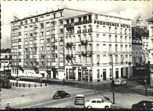 Bruxelles Bruessel Hotel de la Providence Kat.