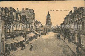 Lens Hainaut Grand Place  Kat.
