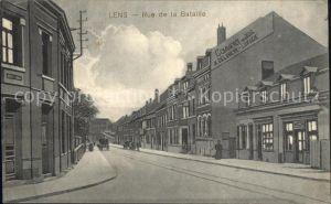 Lens Hainaut Rue de la Bataille /  /