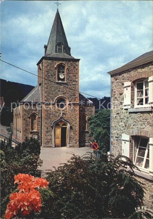 Coo Eglise Saint Andre Kat.