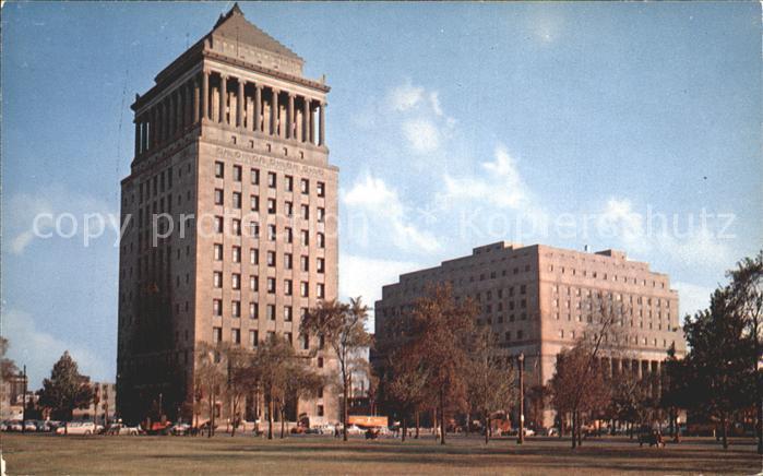 St Louis Missouri Civil Courts Building Kat.