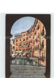 Venezia Venedig Hotel Cavaletto Kat.
