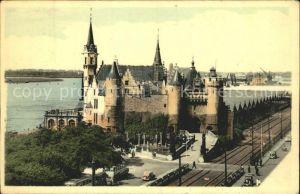 Antwerpen Anvers Le Steen Kat.