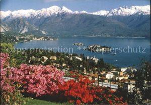 Stresa Lago Maggiore mit Inseln