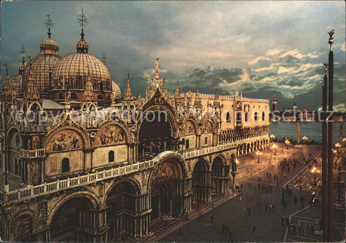 Venezia Venedig Basilica di San Marco Alba Kat.