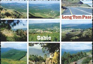 Transvaal Suedafrika Sabie Long Tom Pass Kat.