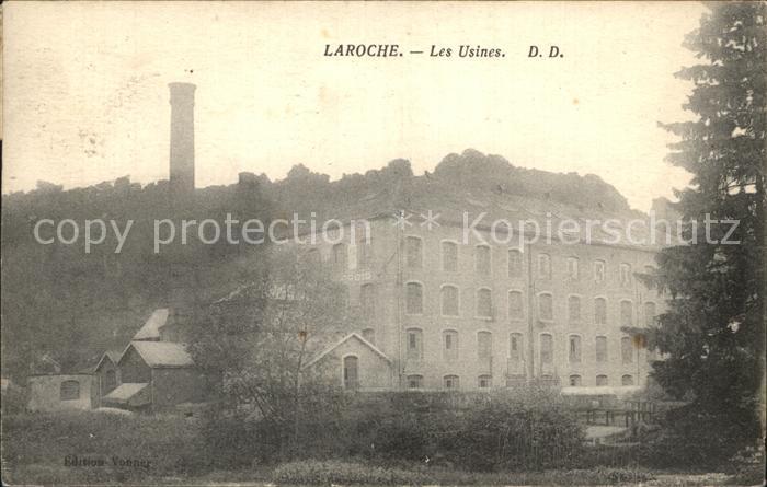 Laroche Liege Les Usines /  /