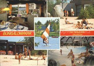 Dalen Drenthe Bungalowpark Huttenheugte /  /