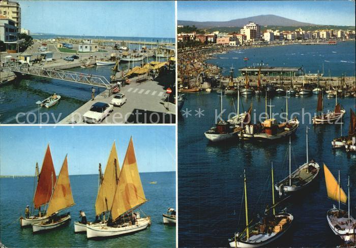Cattolica Hafen  Kat. Cattolica