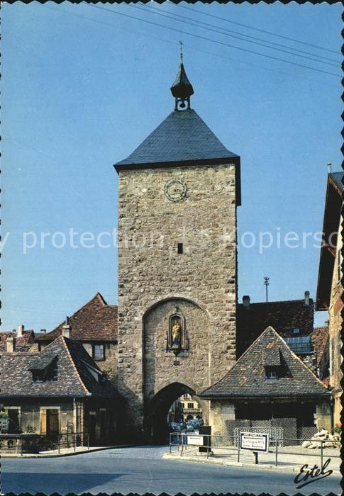 Molsheim La Tour des Forgerons Kat. Molsheim