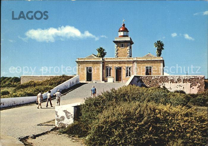 Lagos Faro Farol da Ponta da Piedade Kat. Lagos