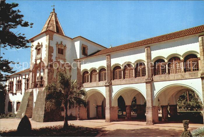 Evora Koeniglicher Palast Manuel I Kat. Evora