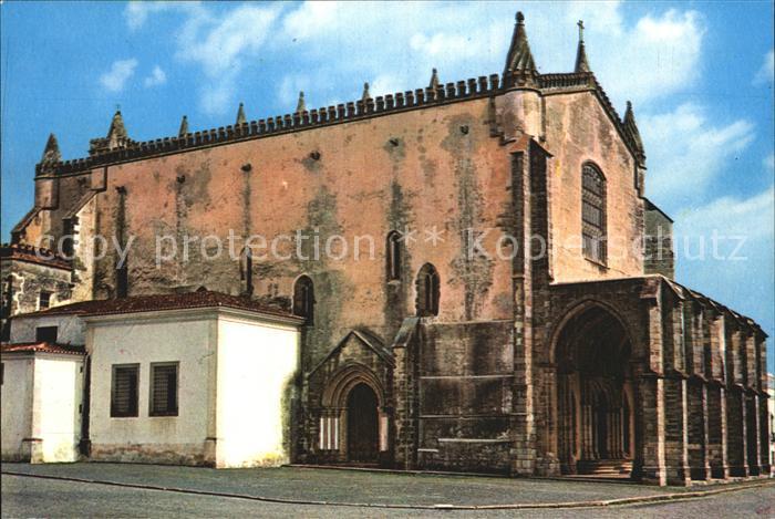 Evora Kirche Sankt Franziskus Kat. Evora