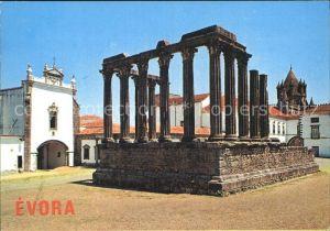 Evora Templo Romano Kat. Evora