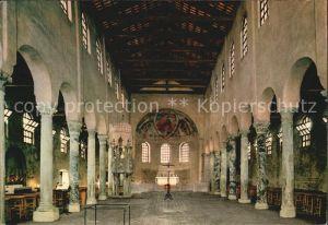 Grado Interno del Duomo Kat. Italien