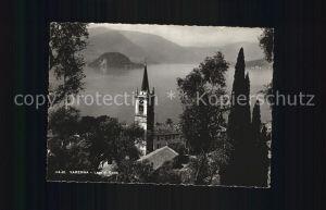 Varenna Kirche Lago di Como  Kat. Lago di Como