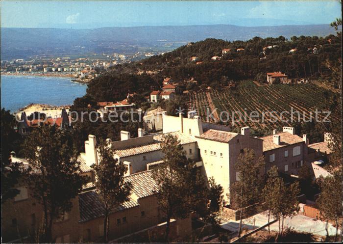 Saint Cyr les Lecques Le hameau de la Madrague Kat. Saint Cyr sur Mer