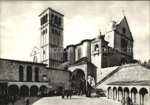 Assisi Umbria Basilica Superiore di S. Francesco Kat. Assisi