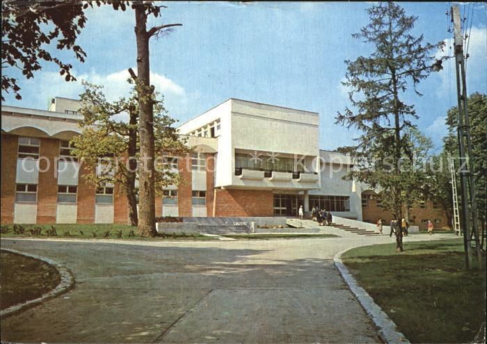 Baile Calimanesti Krankenhaus Kat. Sanmartin