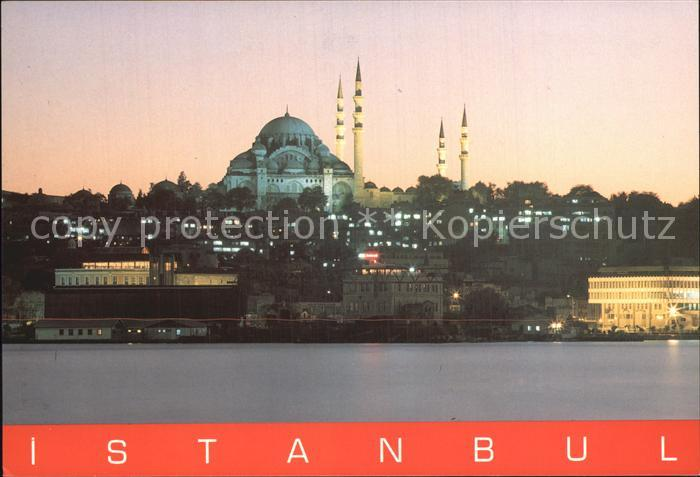 Istanbul Constantinopel Gesamtansicht Kat. Istanbul