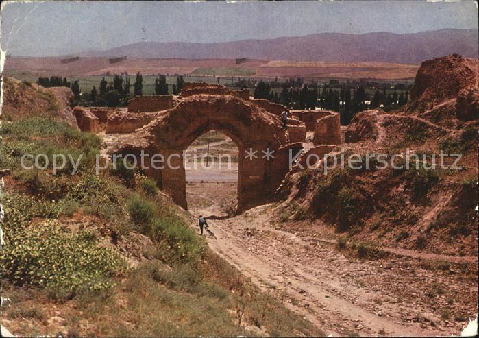 Tadschikistan Festungruine Kat. Tadschikistan 0