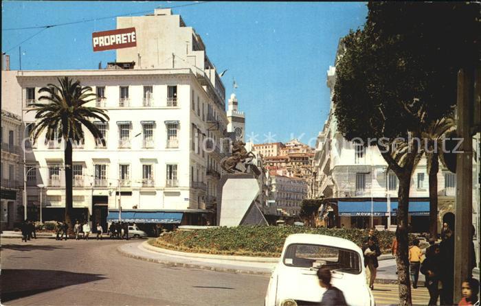 Alger Algerien Place Emir Abdelkader