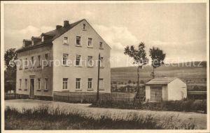 Crottendorf Erzgebirge Hotel Fuerst Bismarck Kat. Crottendorf Erzgebirge