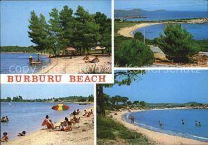 Halkidiki Chalkidiki Burburu Beach Kat. Halkidiki Chalkidiki