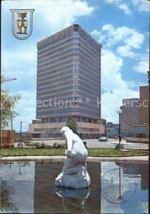 Bogota Colombia Building of the International Center Bank of Bogota Kat. Bogota